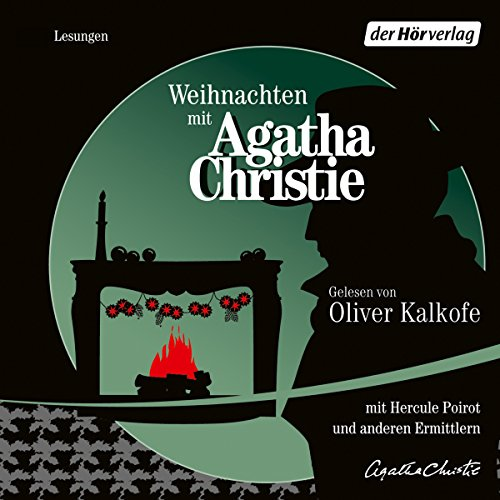 Weihnachten mit Agatha Christie  By  cover art