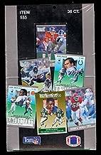 1991 Fleer Ultra Football Wax Pack Box Brett Favre Rookie Card RC FACTORY SEAL