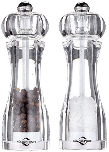 Küchenprofi 3042906600 Pfeffer - Salzmühle im Set - Toronto