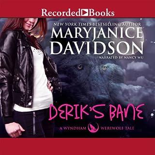 Derik's Bane audiobook cover art