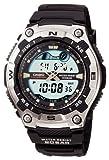 [カシオ]CASIO 腕時計 SPORTS GEAR タイドグラフ・ムーンデータ AQW-100-1AJF メンズ