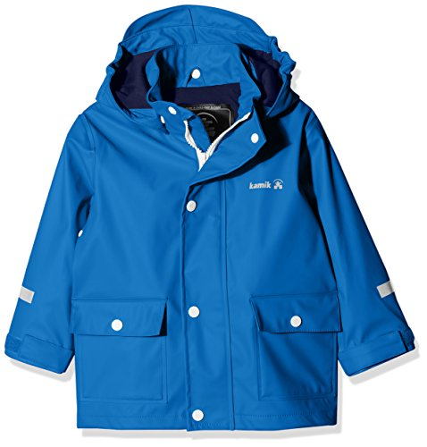 Kamik Kinder Splash Kinderjacke, Blau, 92
