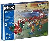 K'NEX Beasts Alive – K'NEXosaurus Rex Building Set – 255 Pieces – Ages 7+ Engineering Educational Toy