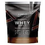 Marchio Amazon - Amfit Nutrition Mix di proteine Whey del...