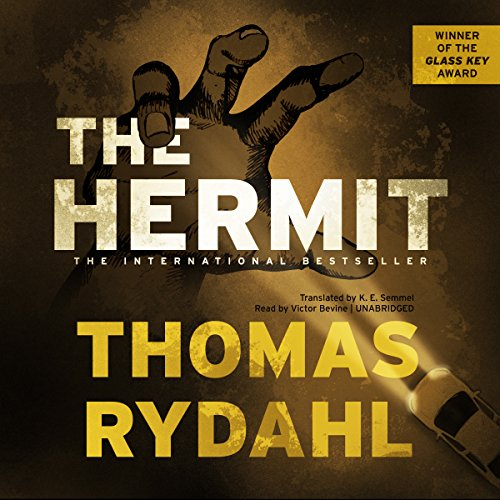 The Hermit audiobook cover art