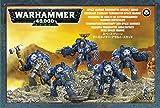 Space Marine Terminator Assault Squad Warhammer 40,000