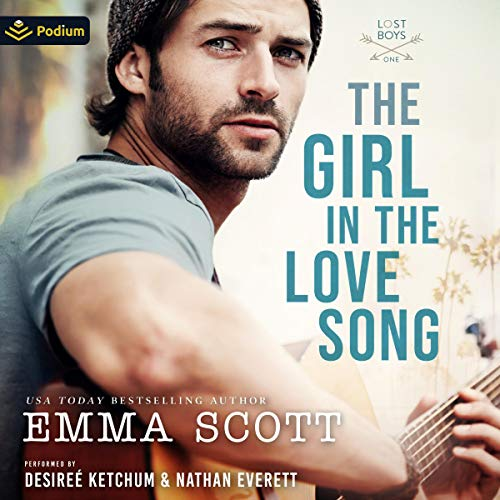 The Girl in the Love Song cover art
