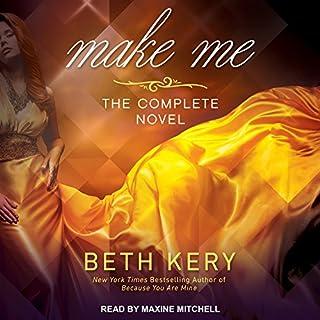 Make Me audiobook cover art