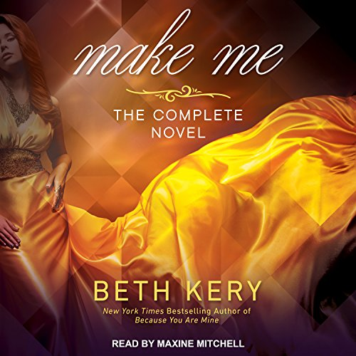 Make Me audiobook cover art