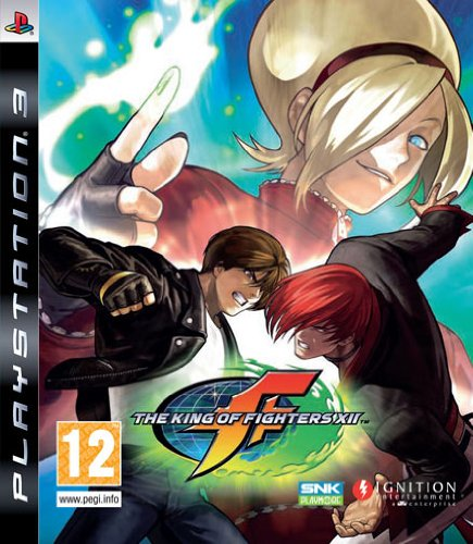 King Of Fighters XII Ult. Match
