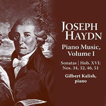 Joseph Haydn: Piano Music Volume I
