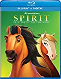 Spirit: Stallion of the Cimarron [Blu-ray]