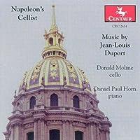 Napoleon's Cellist