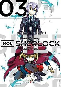 Moi, Sherlock Edition simple Tome 3