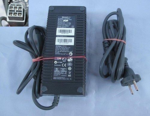 ORIGINAL Microsoft XBOX360 Netzteil 150 WATT + Stromkabel