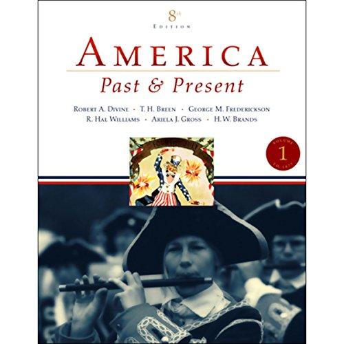 VangoNotes for America audiobook cover art