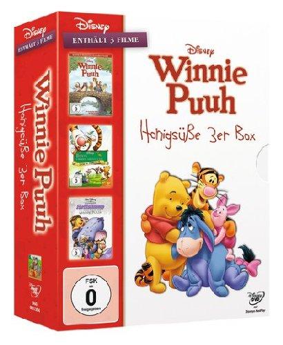 Winnie Puuh - Honigsüße 3er Box [3 DVDs]