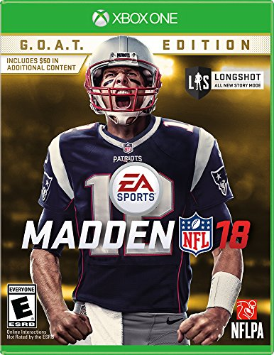 Madden NFL 18: G.O.A.T Super Bowl Edition