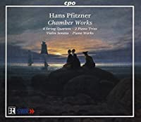 Pfitzner: Chamber Works by Franz Schubert Quartet (2013-05-03)