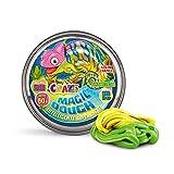 CRAZE Intelligente Kinder Chamäleon Magic Dough Superknete 80G In Dose Glutenfreie Knete Mehrfarbig