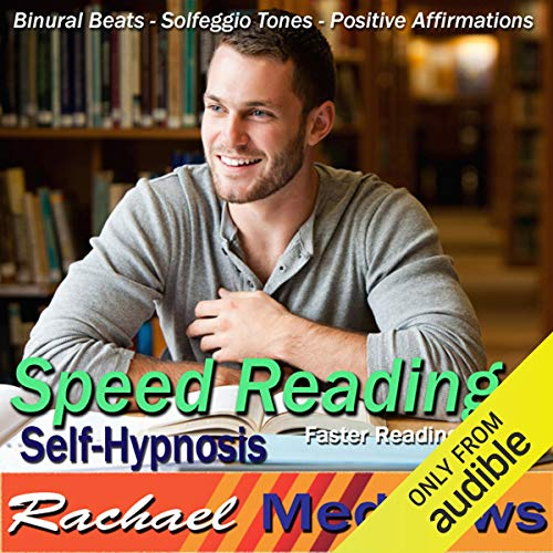 Speed Reading Hypnosis audiobook cover art
