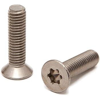 Innensechskant Senkkopfschrauben V2A DIN 7991 10 St/ück Senkkopf Schrauben M 5x16 mm Senk A2 Edelstahl 10, M5x16 mm
