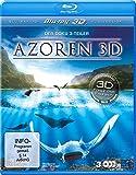Azoren 3D - Auf den Spuren von Entdeckern, Walen und Vulkanen (Gesamtbox im 3 Disc Set) [3D Blu-ray] [Blu-ray]