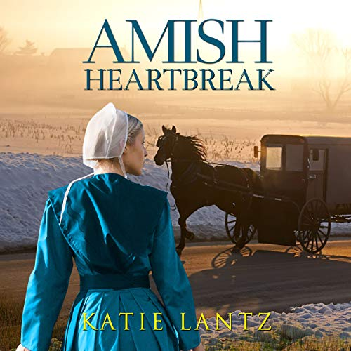 Amish Heartbreak audiobook cover art