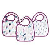 aden by aden + anais Baby Bibs & Burp Clothes