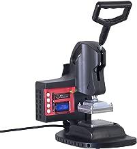 MyPress Gen 2, Portable Heat Press Machine, Digital Display, Stainless Steel Plates, Automatic Timer