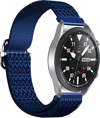Gransho Correa de Reloj Compatible con Garmin Vivoactive 4, Impermeable Reemplazo Correas Reloj Silicona Banda (22mm, Pattern 5)