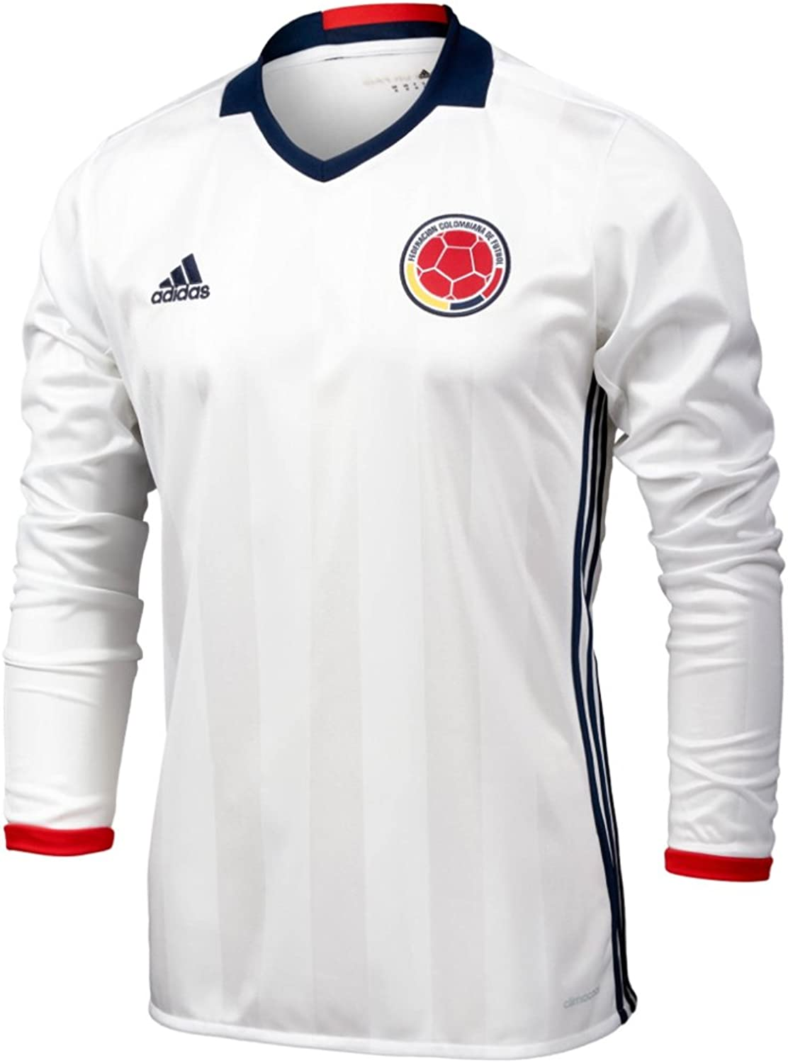 Colombia Home Soccer Jersey Long Sleeve Copa America 2019