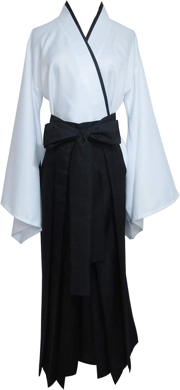Japanese Hakama White Black Kendo Free Shipping Cheap Bargain Gift Outfit Uniform Cosplay Kimono Product