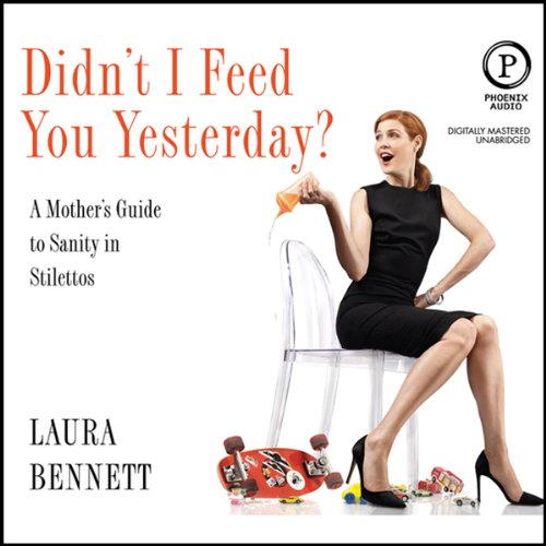 Didn't I Feed You Yesterday? audiobook cover art