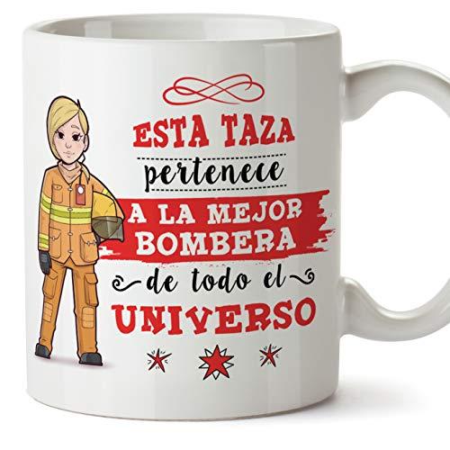 MUGFFINS Bombera Tazas Originales...