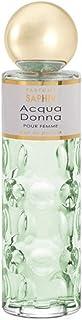 PARFUMS SAPHIR Acqua Donna - Eau de Parfum con vaporizador para Mujer - 200 ml
