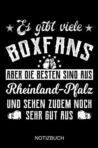Es gibt viele Boxfans aber die besten sind aus Rheinland-Pfalz und sehen zudem noch sehr gut aus: A5 Notizbuch | Liniert 120 Seiten | ... | Ostern | Vatertag | Muttertag | Namenstag
