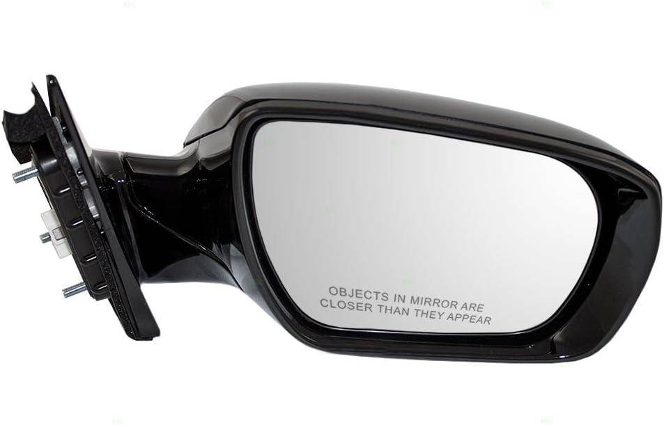 最安値に挑戦 Brock Replacement Passengers Power Side View 保障 Mirror Ready-to-Pai
