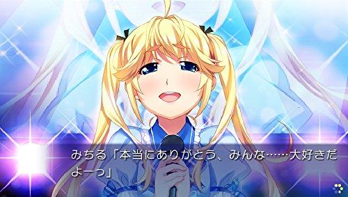 グリザイアの果実スピンアウト!?アイドル魔法少女ちるちる☆みちる-PSVita