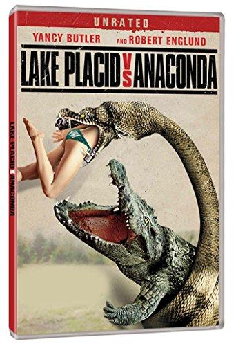 Lake Placid Vs Anaconda (Ex-Rental)