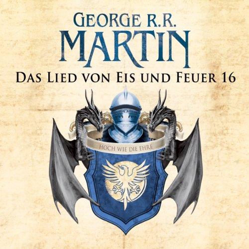 Game of Thrones - Das Lied von Eis und Feuer 16 cover art