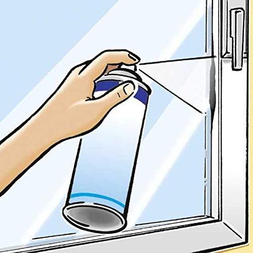 Wenko tutto di tenuta versiegelung Spray per Interni ed Esterni, Capacità 0.4L, 1pezzi, 5668010500