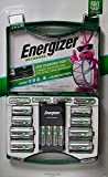 Energizer Recharge 10 Battery Rechargeable Battery Kit with Charger