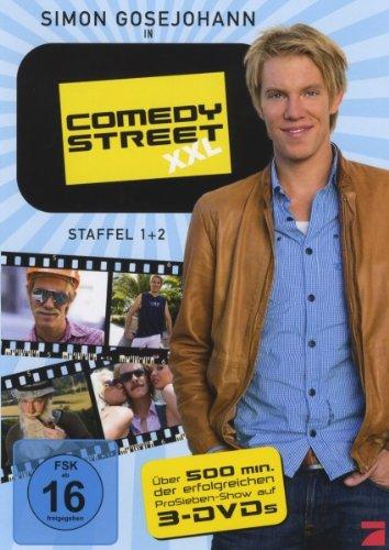Simon Gosejohann - Comedy Street XXL (3 DVDs)