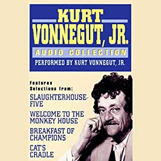 The Kurt Vonnegut, Jr. Audio Collection cover art