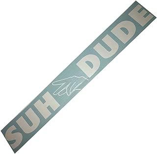 Rdecals Suh Dude 2 Windshield Banner Decal/Sticker 4