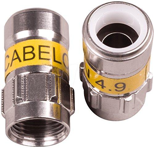 Knipex 16 60 06 SB Abisolierwerkzeug Pour Coaxial-et câble de données 125 mm