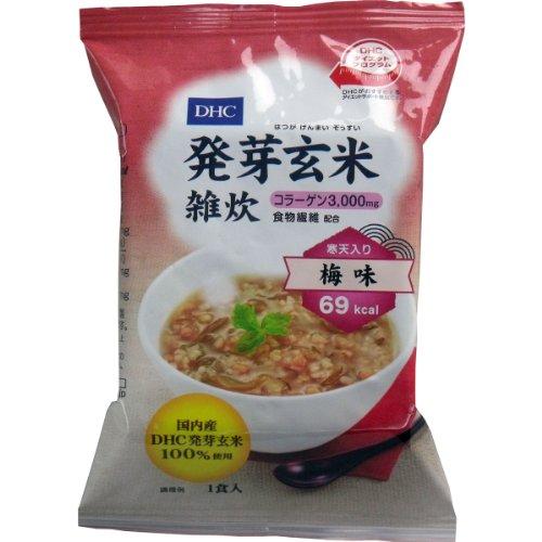 DHC発芽玄米雑炊(コラーゲン・寒天入り) 梅味