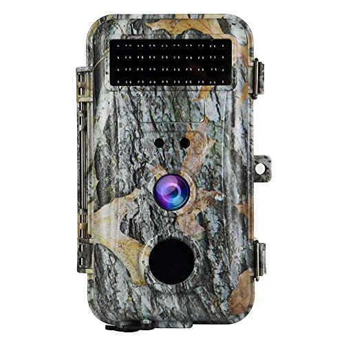 Game Camera & Deer Hunting Trail Cam with Night Vision 20MP...