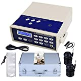Vitaciti Ionic Foot Bath Detox Machine System Aqua Spa Cleanse With Far Infrared Belt,Two Ion Cleanse Array Holiday Gift